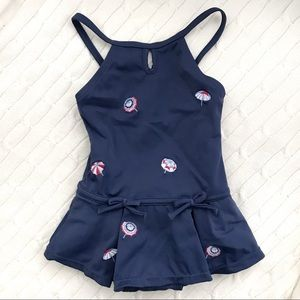 {Janie and Jack} Skirted swimsuit, 6-12 mo